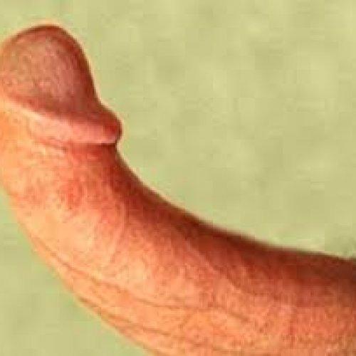 Gebogen penissen