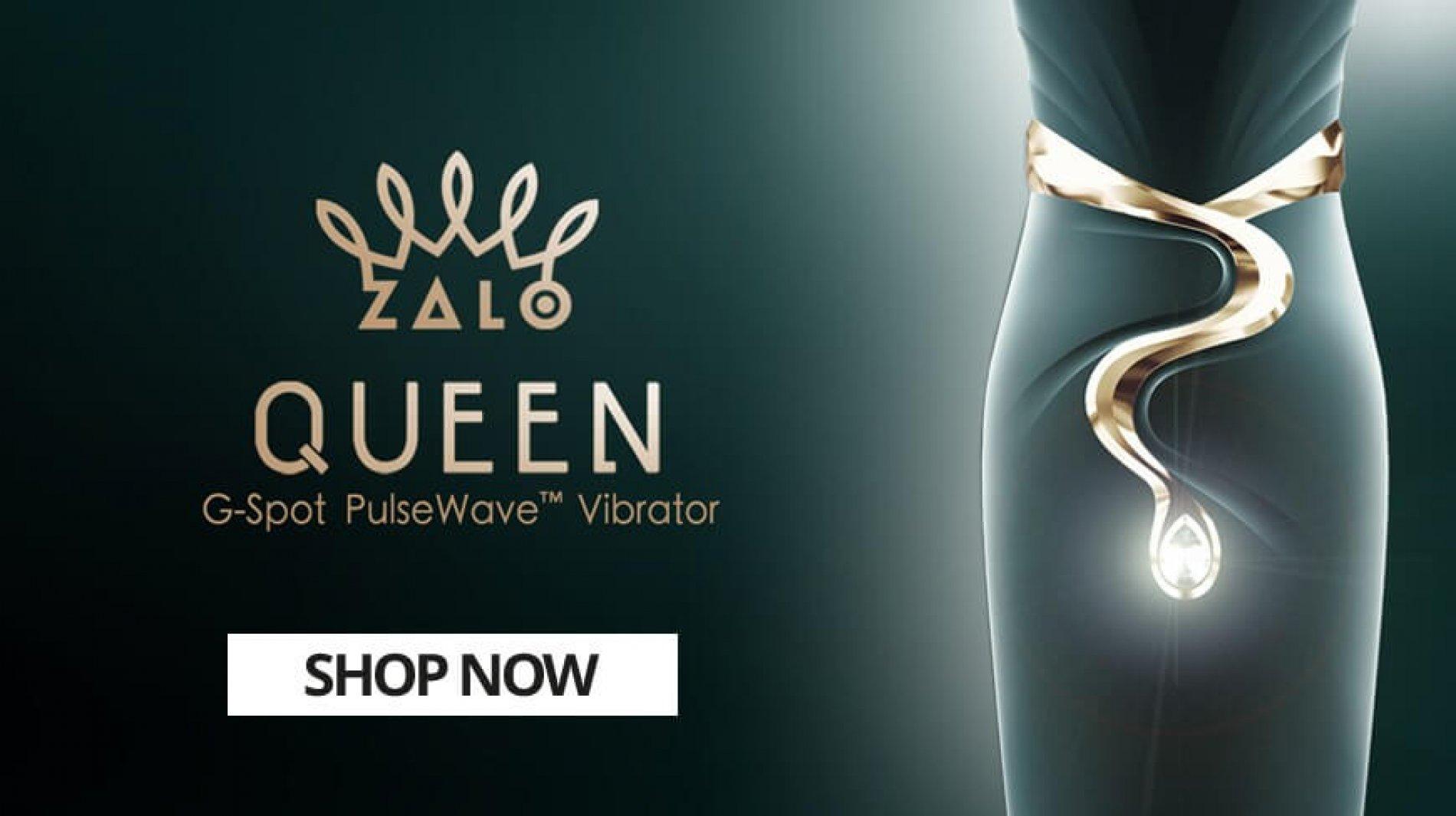 Zalo Queen Pulsewave Vibrator