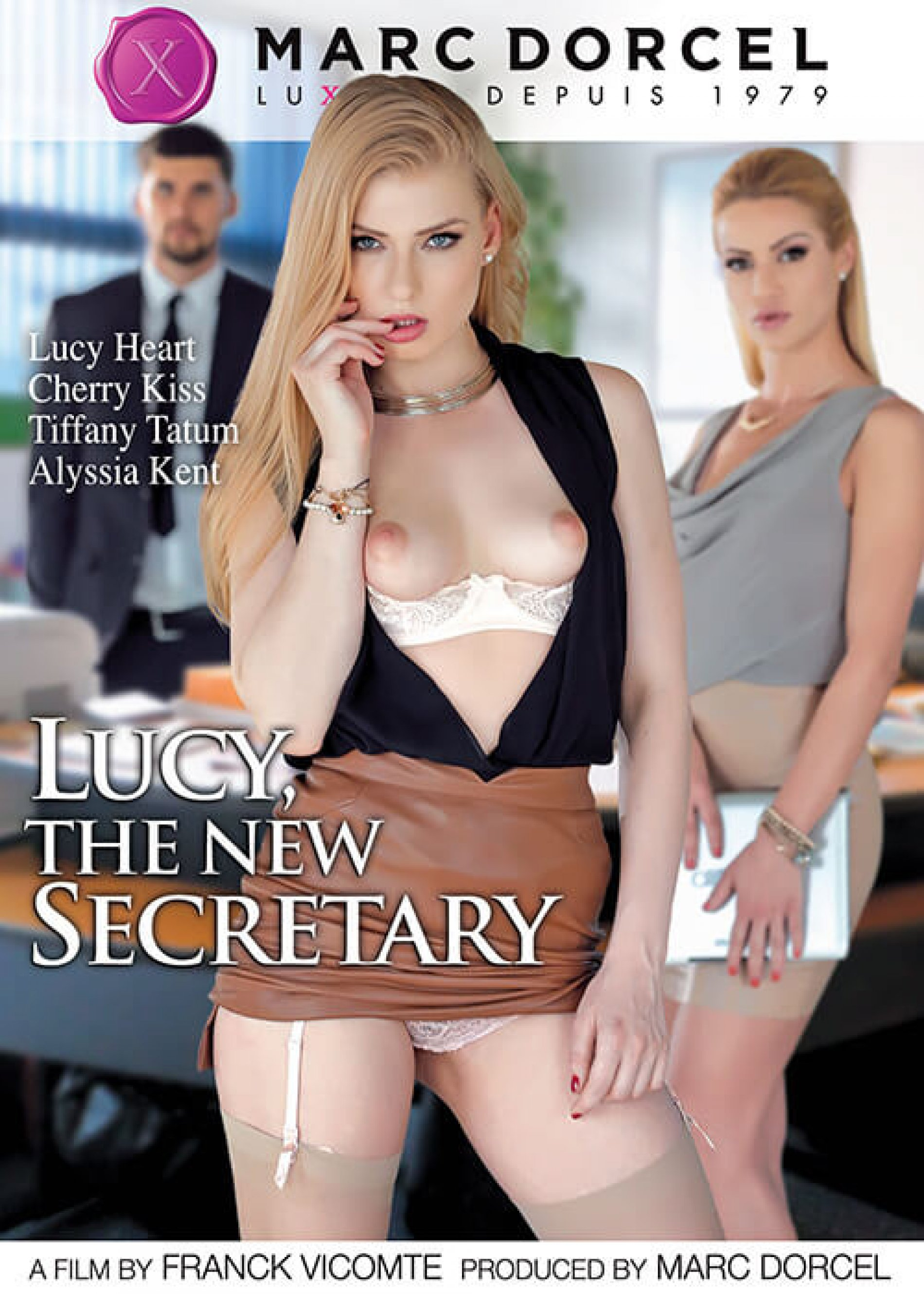 Lucy, the new secretary
