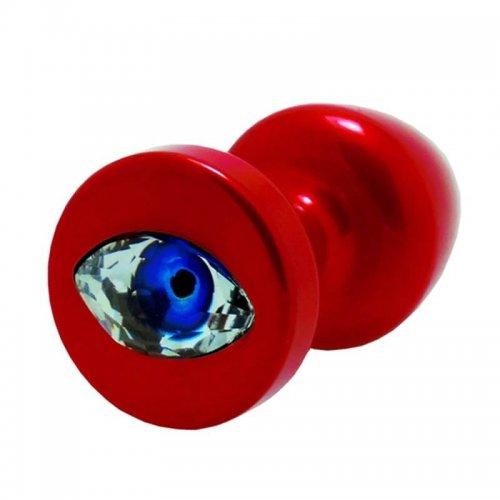 Diogol Anni R oog crystal rood 30 mm