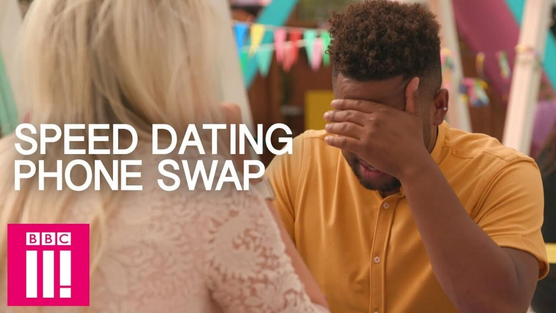 Seeing Nudes On A First Date | Phone Swap Dating