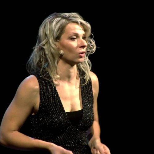 Joy of masturbation | Julie Gaia Poupětová | TEDxOstrava