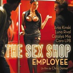 The sex shop employee