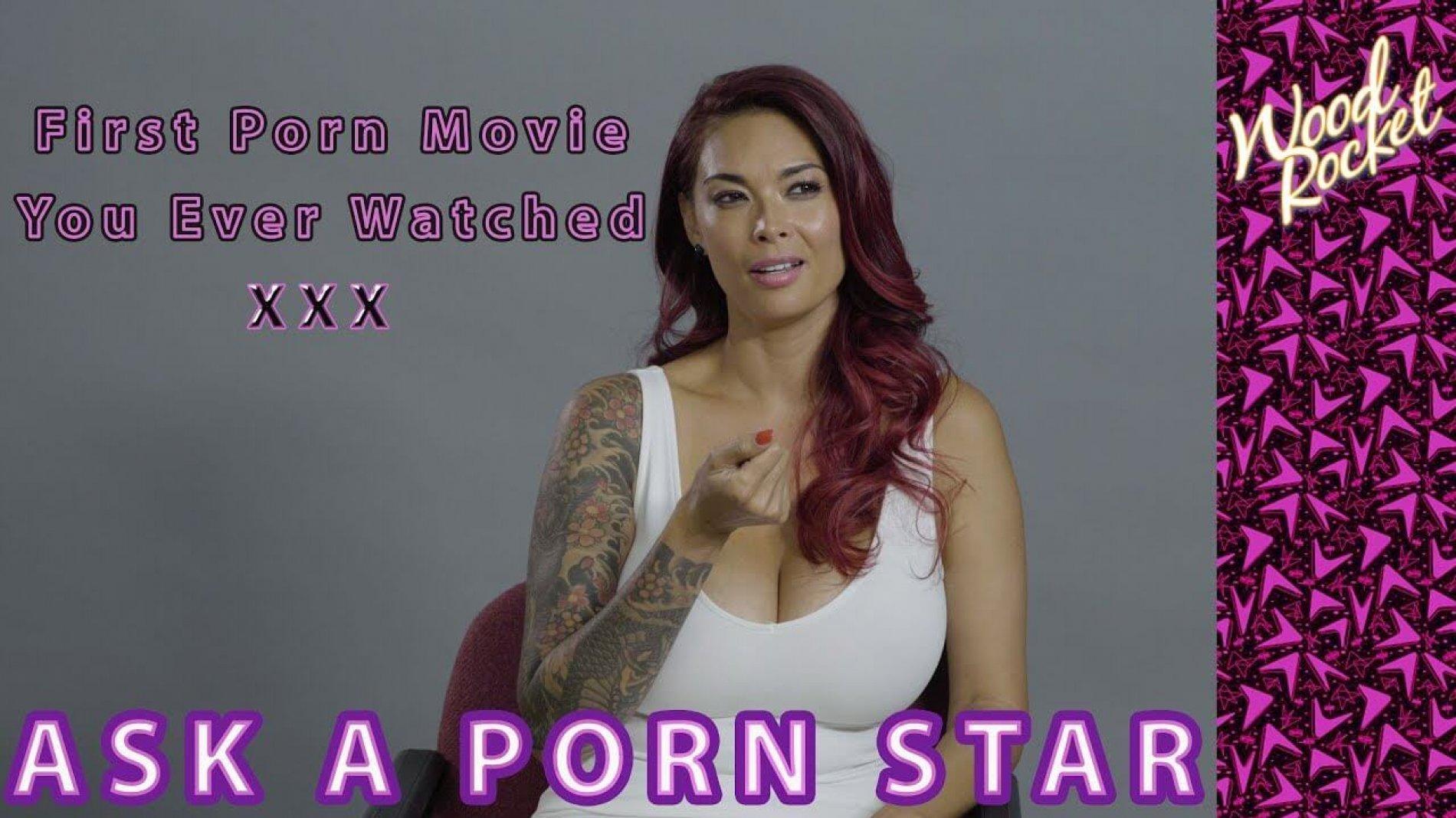 Ask A Porn Star: First Porn?
