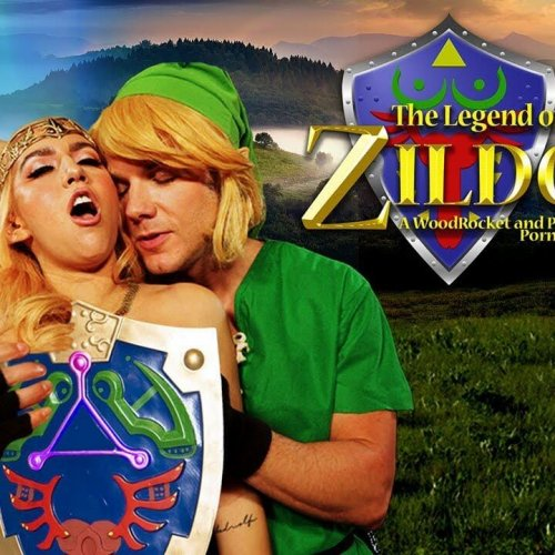 "Zelda Porn Parody: ""The Legend of Zildo"""