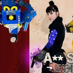 "Apex Legends Porn Parody: ""A** Sex Legends"""