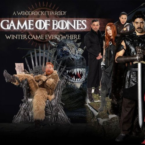 "Game of Thrones Porn Parody: ""Game of Bones 2: Winter Came Everywhere"""