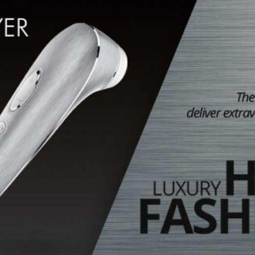 Satisfyer Luxury high fashion