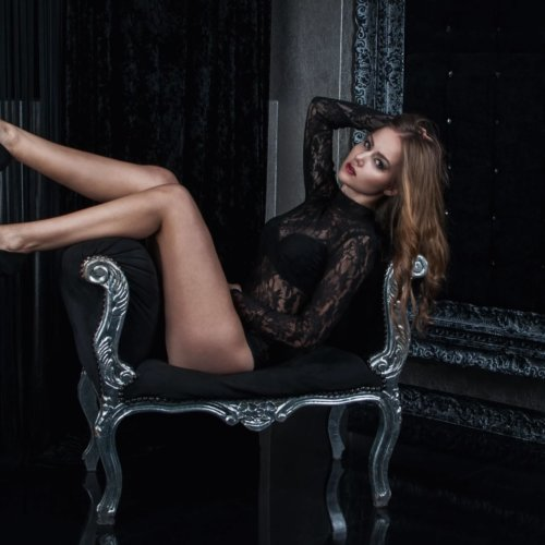 Sensuality on top