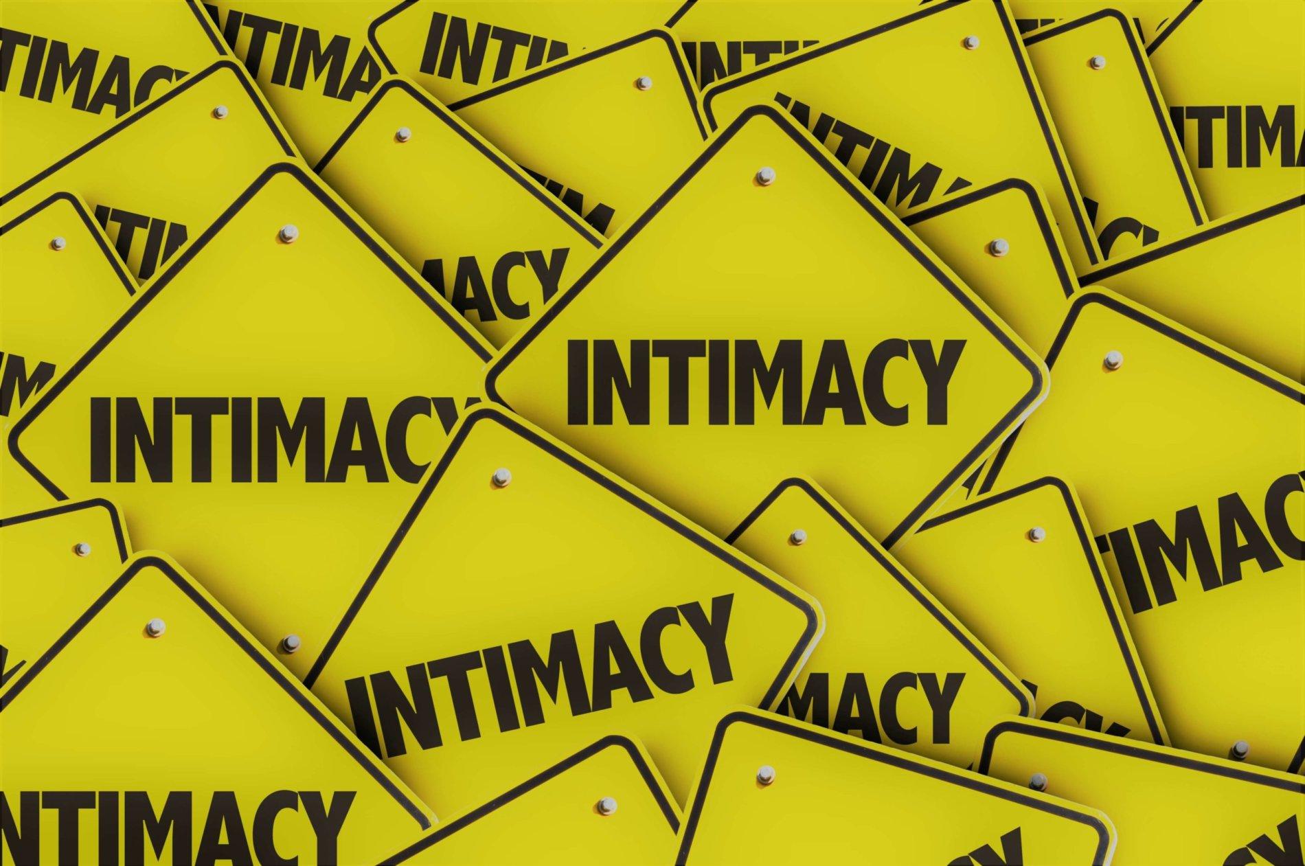 Het plezier van intimiteit