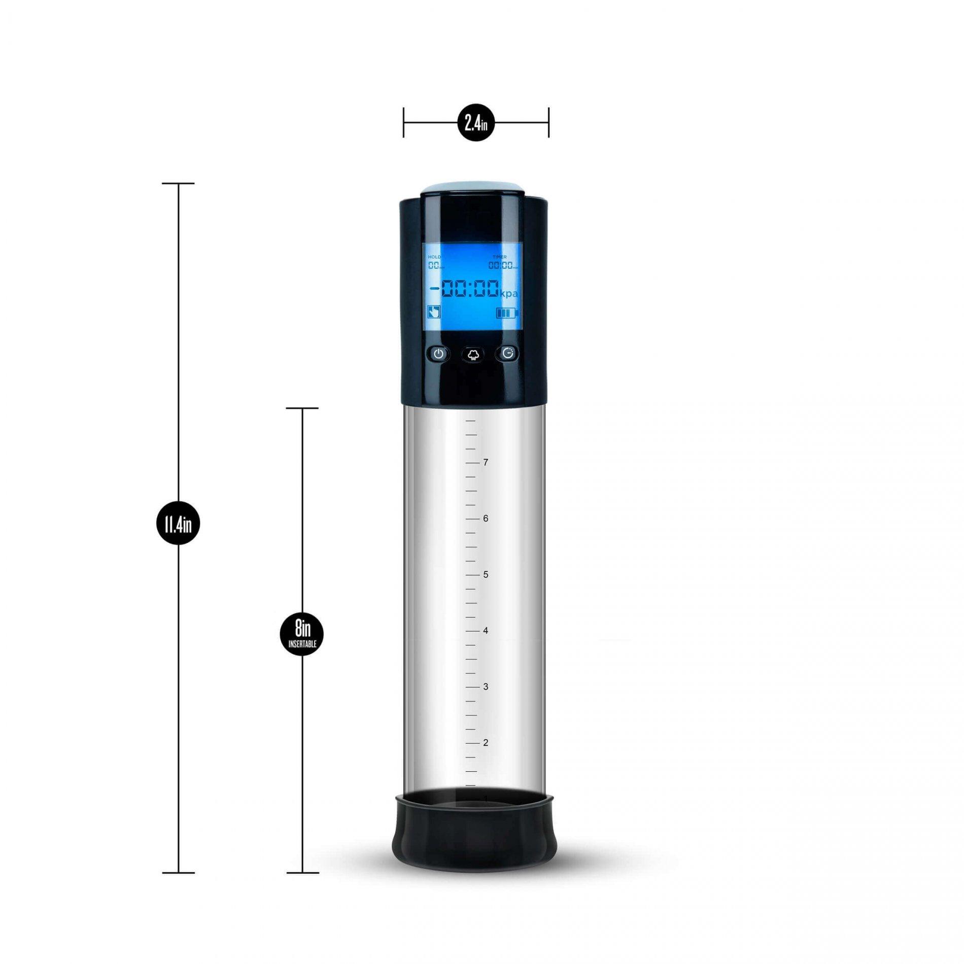 Blush Performance VX10 Smart pump clear